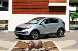 2014 Kia Sportage Photo