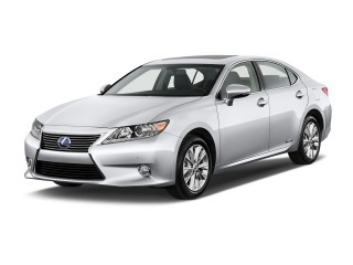 2014 Lexus ES 300h Photo
