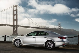 2014 Lexus LS 460 Photo