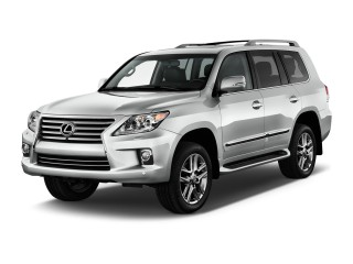 2014 Lexus LX 570 Photo