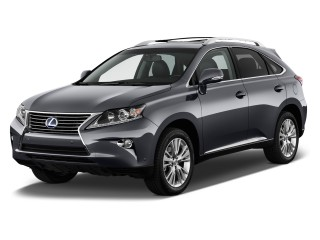 2014 Lexus RX 450h Photo
