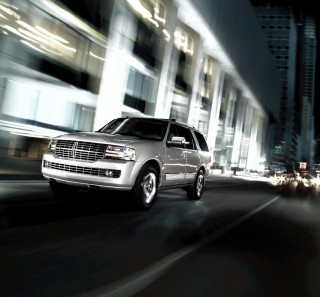 2014 Lincoln Navigator Photo