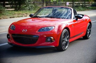 2014 Mazda MX-5 Miata Photo