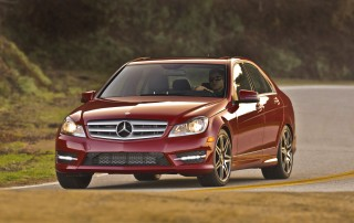 2014 Mercedes-Benz C Class Photo