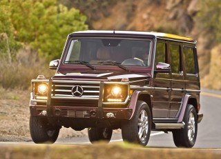 2014 Mercedes-Benz G Class Photo