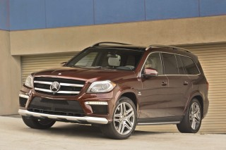 2014 Mercedes-Benz GL Class Photo