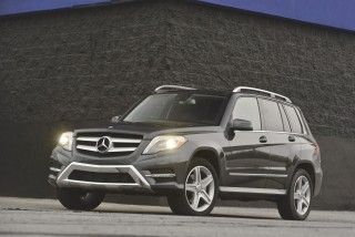2014 Mercedes-Benz GLK Class Photo