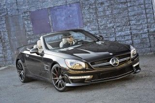 2014 Mercedes-Benz SL-Class (SL63 AMG)