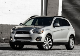 2014 Mitsubishi Outlander Sport Photo