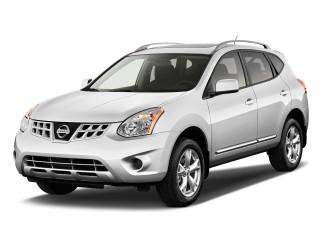 2014 Nissan Rogue Select Photo