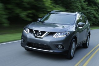 2014 Nissan Rogue Photo