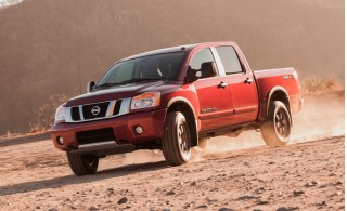2014 Nissan Titan Photo