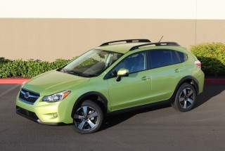 2014 Subaru XV Crosstrek Photo
