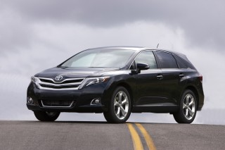 2014 Toyota Venza Photo