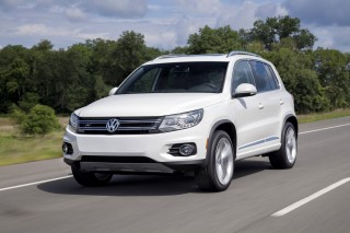 2014 Volkswagen Tiguan Photo
