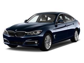 2015 BMW 3 Series Gran Turismo 5dr 328i xDrive Gran Turismo AWD Angular Front Exterior View