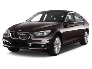 2015 BMW 5-Series Gran Turismo Photos