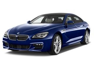 2015 BMW 6-Series 4-Door Sedan 640i RWD Gran Coupe