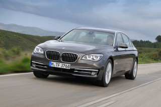 2015 BMW 7-Series Photo