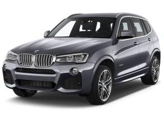 2015 BMW X3 Photos