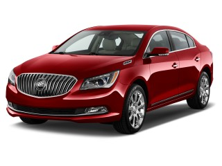 2015 Buick Lacrosse Photos