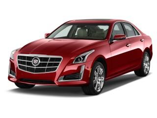 2015 Cadillac CTS Photos