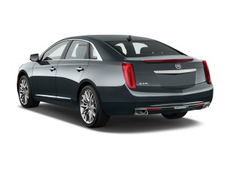 2015 Cadillac XTS Photos