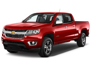 "2015 Chevrolet Colorado 2WD Crew Cab 140.5"" WT"