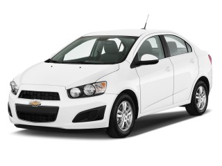 2015 Chevrolet Sonic 4-Door Sedan Manual LS