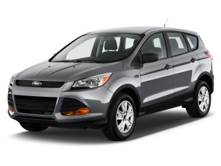 2015 Ford Escape 4WD 4-Door SE