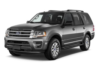 2015 Ford Expedition 4WD 4-Door XLT