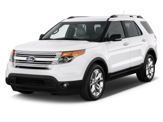 2015 Ford Explorer Photos