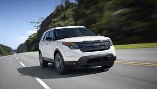 2015 Ford Explorer Photo