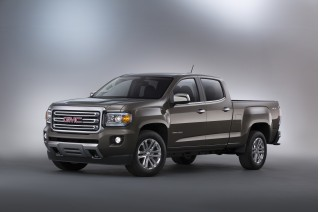 2015 GMC Canyon Photo