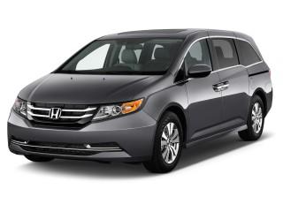 2015 Honda Odyssey Photos