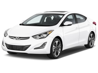 2015 Hyundai Elantra 4-Door Sedan Automatic Limited PZEV (Alabama Plant)