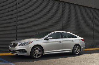 2015 Hyundai Sonata Photo