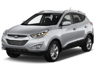 2015 Hyundai Tucson FWD 4-Door GLS