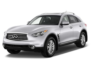 2015 Infiniti QX70 Photos