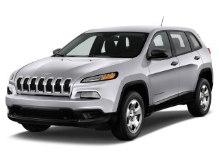 2015 Jeep Cherokee Photos