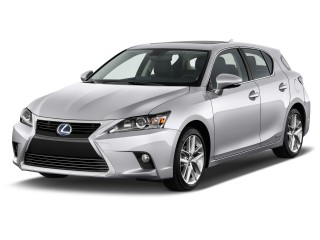 2015 Lexus CT 200h 5-Door Sedan Hybrid