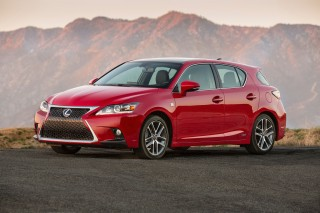 2015 Lexus CT 200h Photo