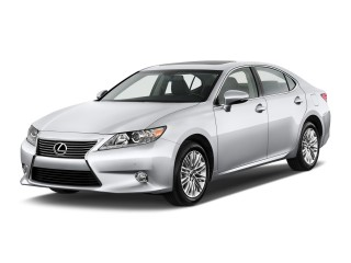 2015 Lexus ES 350 Photos