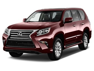 2015 Lexus GX 460 4WD 4-Door Luxury