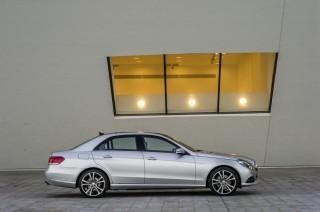 2015 Mercedes-Benz E-Class (E550 4MATIC)