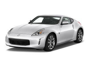 2015 Nissan 370Z 2-Door Coupe Automatic