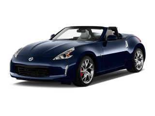 2015 Nissan 370Z 2-Door Roadster Automatic Touring