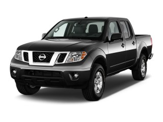 2015 Nissan Frontier 4WD Crew Cab SWB Automatic S
