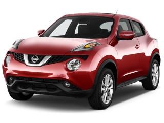 2015 Nissan Juke Photos