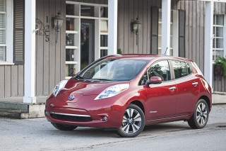 2015 Nissan Leaf Photo